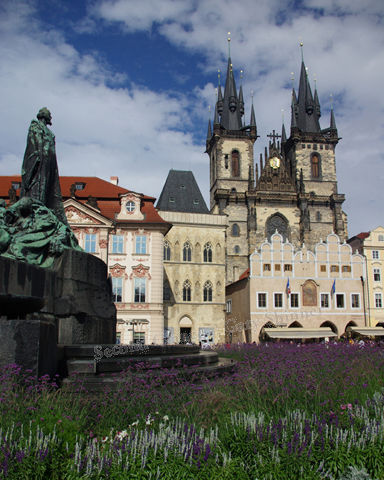 Old Town Square – Prague