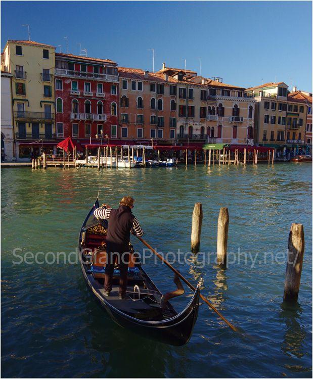 Old style Transport Venice
