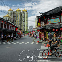 On yer bike Shanghai