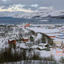 Port of Kirkenes Norway