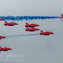 Red Arrows Blue Streak