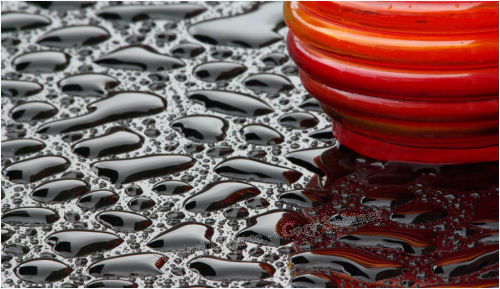 Red Glass, Black Water