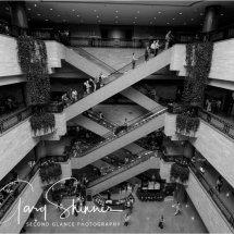 Shanghai Museum different Levels
