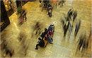 Shopper take a break - Cardiff