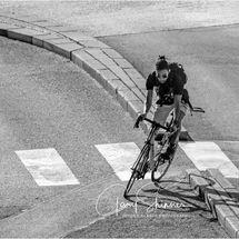 Slalom at the crossing