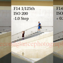Steps (Stages of exposure 2)