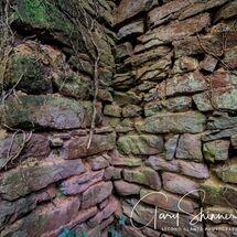 Stone work - still standing