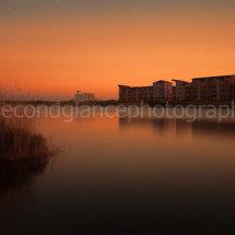 Sunset Llanelli #1