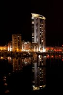 Swansea Night time (1)