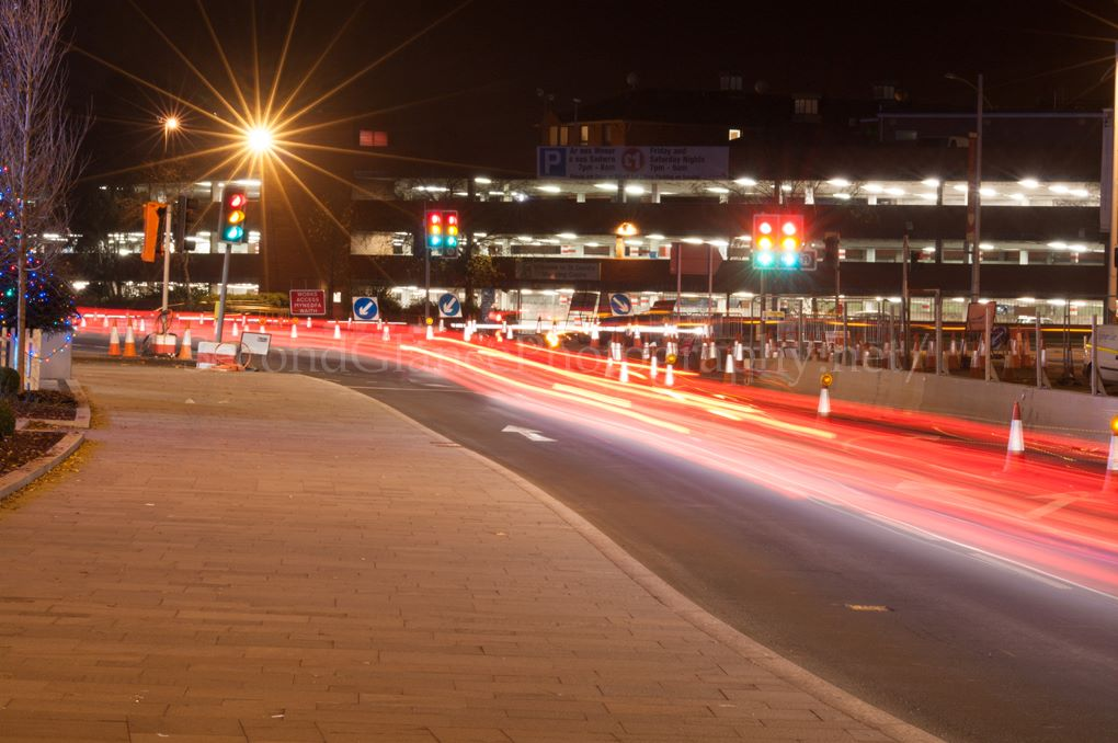 Swansea Night time (4)