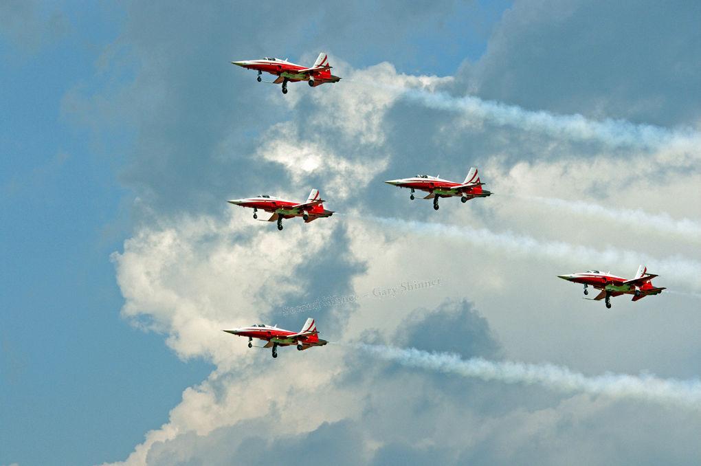 Swiss Air Team