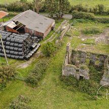 Sylen Farm from above 2