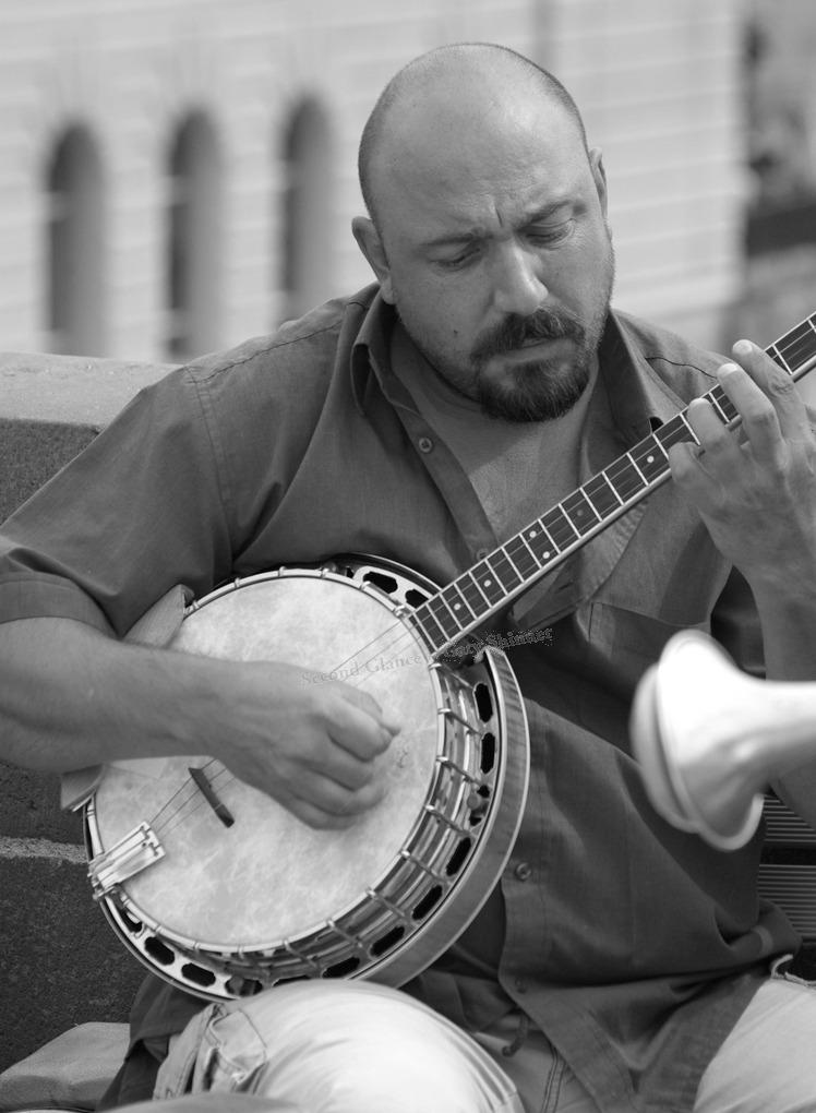 The Banjo Man - Mono