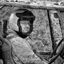 The Driver in waiting (Mono)