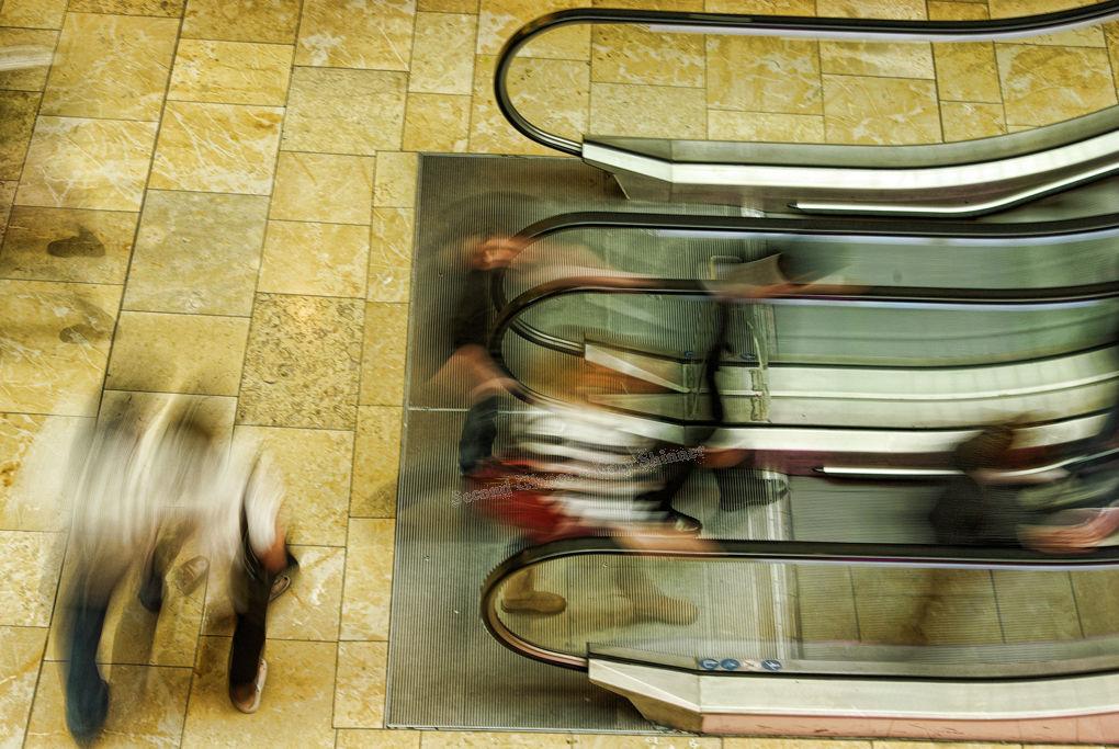 The Escalator No.1