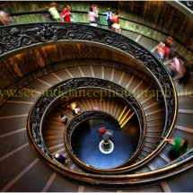 The Exit Stairs - The Vatican #2
