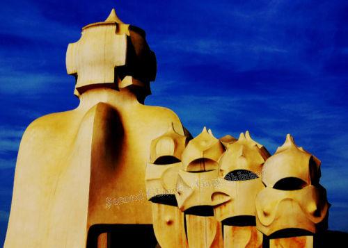 Gaudi's Sentinels