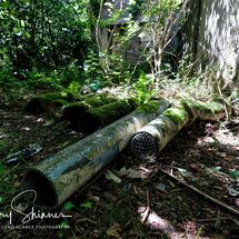 The Old waste pipe