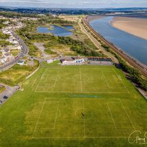 The Pavillion Football pitches