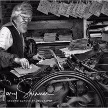 The Printer Man - Mono