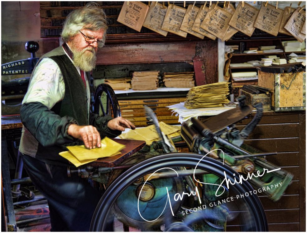 The Printer Man