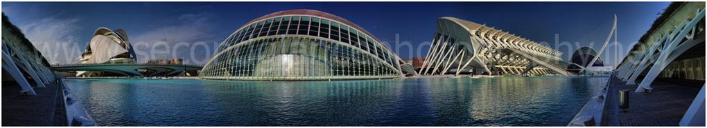 The Science Park Valencia Pano2