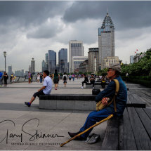 The Traveller at the Bund