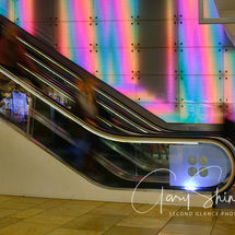 The Vibrant Escalator