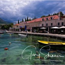 The keyside of Cavtat