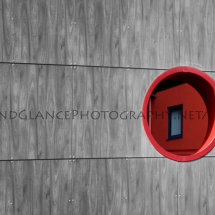 Through The Red Porthole