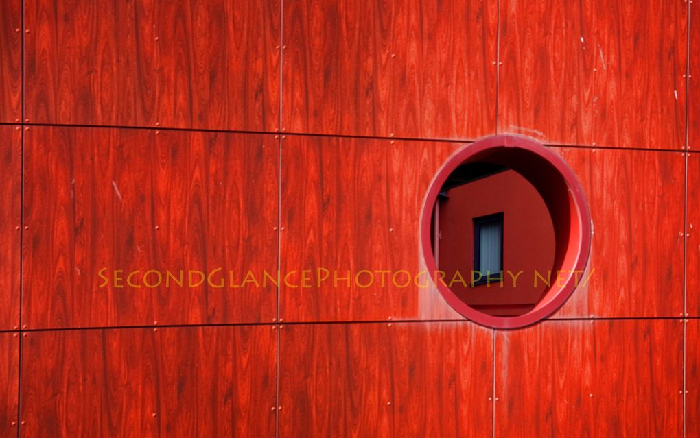 Through The Red Window