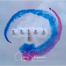 Tornado No4 - Red Arrows