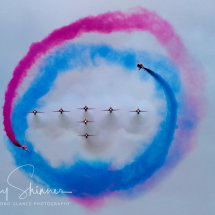 Tornado Red Arrows
