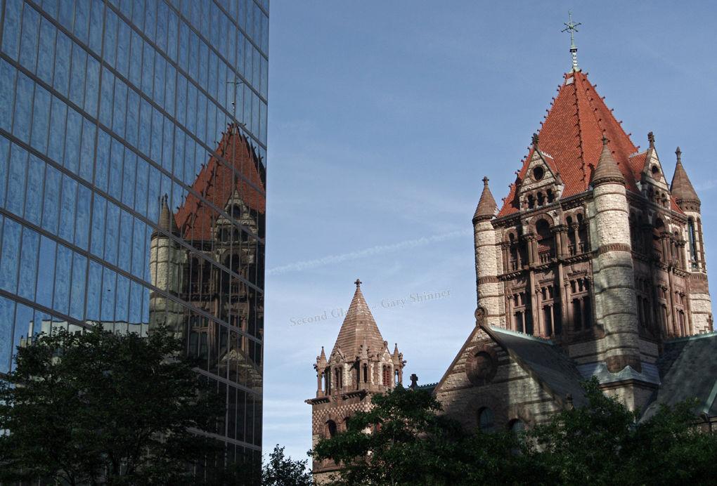 Trinty church - Boston