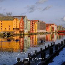 Trondheim - Kayaking