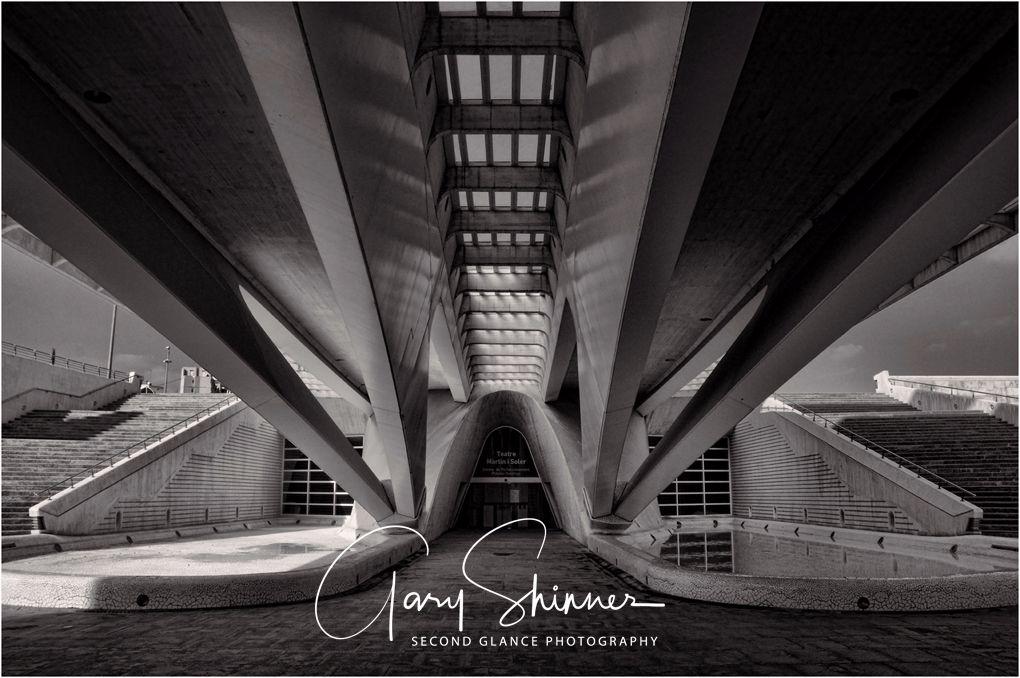 Under the walkway 2