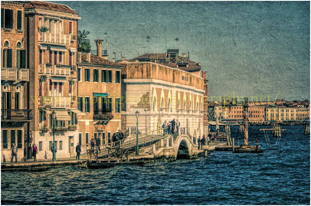 Venice set in time