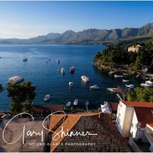 View from our hotel - Cavtat