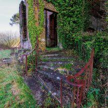Wrought Iron Railings