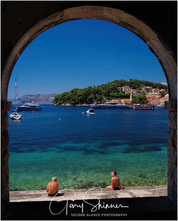 view of Cavtat port