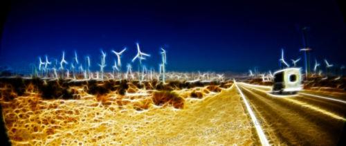 Gasoline v Windpower