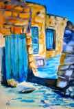 Praiano The Old Barn Door