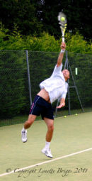 Tennis Action