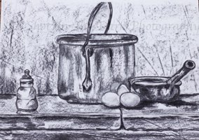 Cooking Pot Study