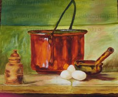 The Cooking Pot