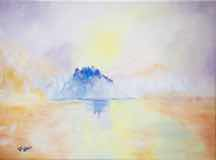 Ischia at Dawn