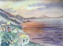 Balcony View Praiano