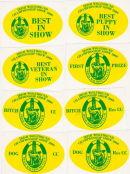 Irish Wolfhound Championship Show.