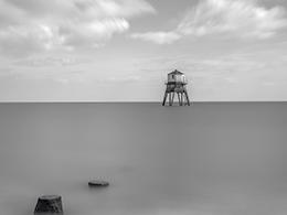 Dovercourt Lighthouse and Groyne