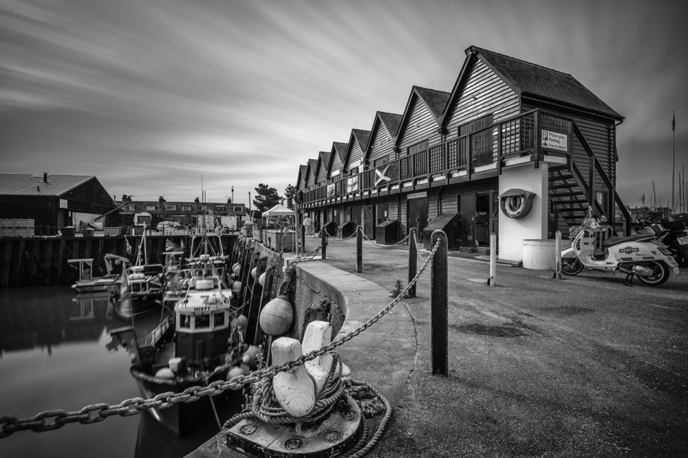 The Shellfish Stores - Whitstable Harbour